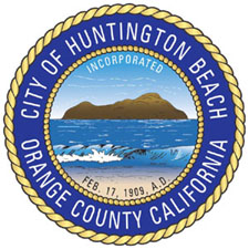 Correspondence to the city of Huntington Beach
